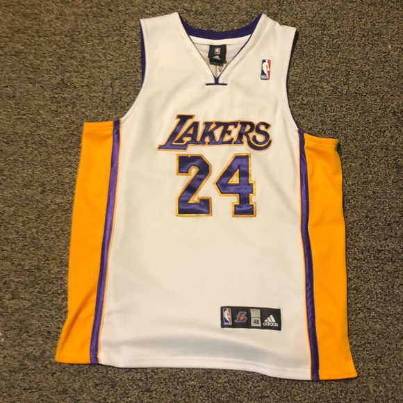 adidas Other - Los Angeles Lakers Kobe Bryant Home Jersey 42c8dab46
